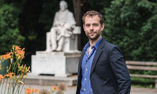 Georg Schütky ist seit einigen Jahren in Berlin tätig, ihn zieht es aber immer auch wieder in die Heimat