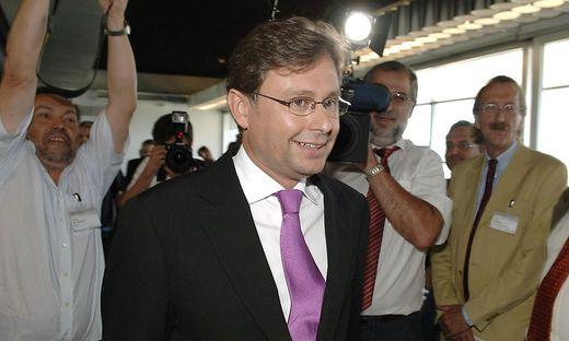 Dr. Alexander Wrabetz zum Generaldirektor des ORF gewaehlt
