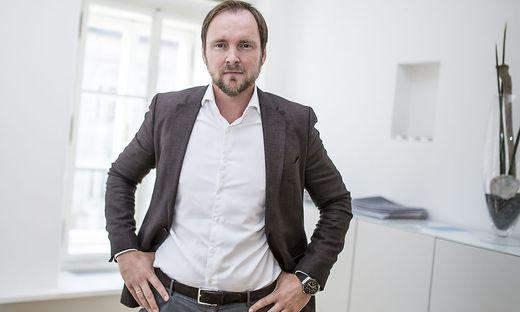 Immobilien-Investor Franz Peter Orasch