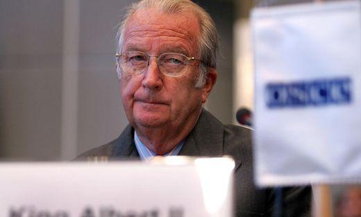 KOENIG ALBERT VON BELGIEN BEI OSZE