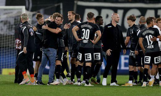 Sturm Graz bekommt es mit AS Monaco, PSV Eindhoven und Real Sociedad zu tun