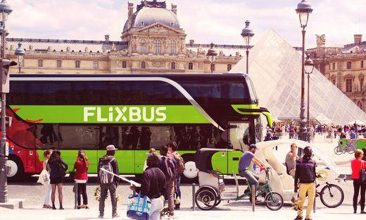 Flixbus fährt weiter in Richtung Wachstumskurs