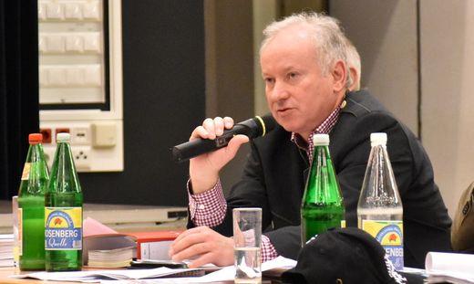Wildons Vizebürgermeister Franz Plasser (ÖVP) zog sich aus allen politischen Ämtern zurück