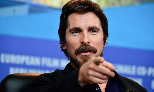Für den Oscar nominiert: Christian Bale