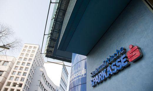 Die Zentrale der Steiermärkischen Sparkasse in Graz