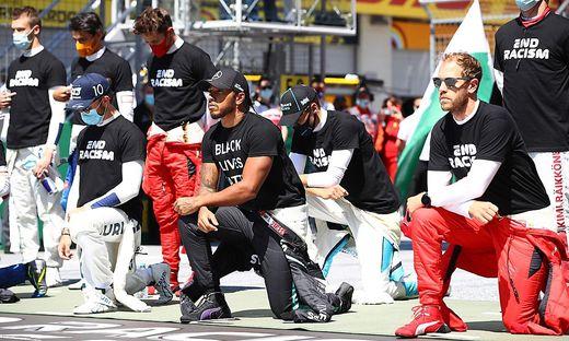 Formel 1, Spielberg, Rassismus