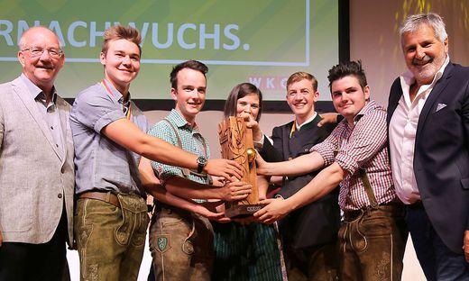 Bundeslehrlingswettbewerb: Die siegreichen Steirer