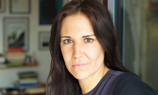Die Schriftstellerin Birgit Birnbacher