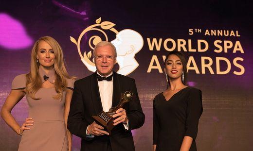 Verleihung World Spa Awards