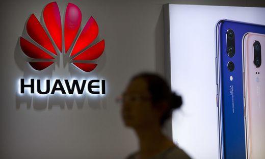 Huawei ist einer der besonders schnell wachsenden Smartphone-Bauer