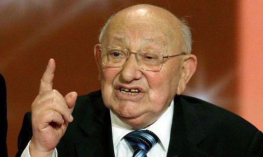 Marcel Reich-Ranicki wäre heute 100 Jahre alt geworden