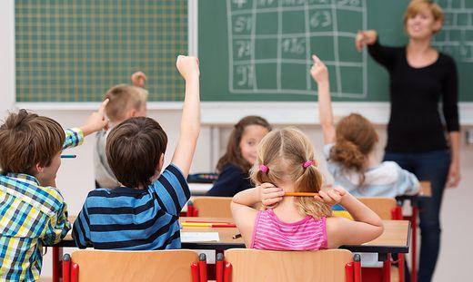 Tausende Schüler müssen sich für künftigen Bildungsweg entscheiden