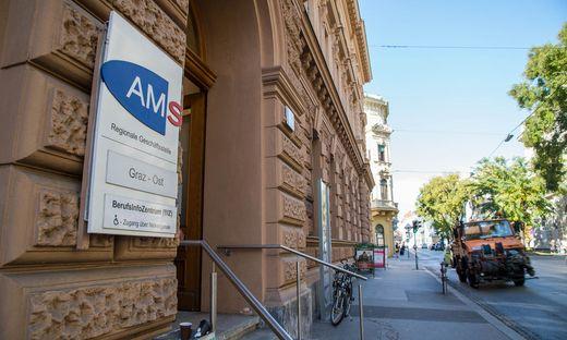 Weiter viel Arbeit für die Geschäftsstellen des AMS Steiermark