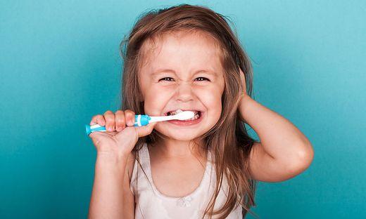 Kreidezähne, MIH, Mundhygiene, Zähneputzen