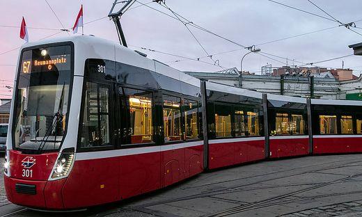 Bombardier baut die neuen Modelle der Wiener Straßenbahn