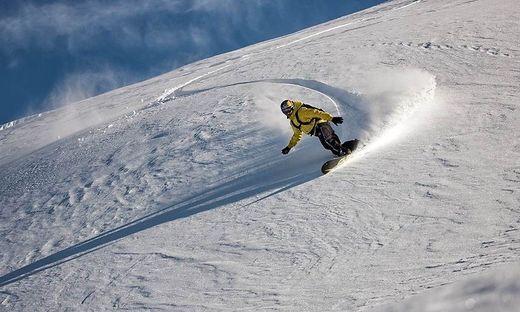 Sigi Grabner beendete nach der Saison 2013/14 seine Karriere als professioneller Snowboarder