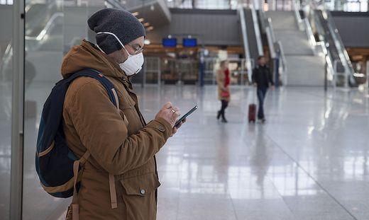 Handy-Apps sollen dabei helfen, die Infektionskette zu durchbrechen