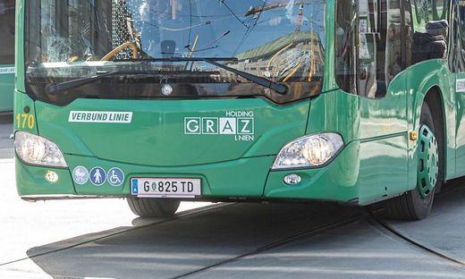 Der Vorfall ereignete sich in einem Bus der Linie 40 (Symbolfoto)