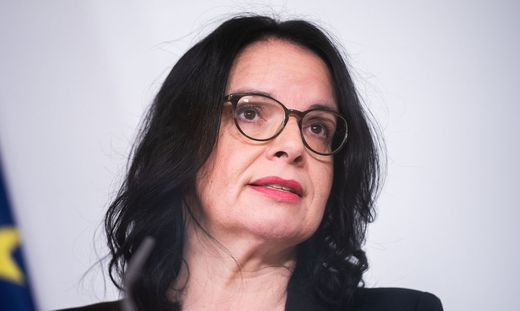 1,1 Millionen Euro für digitale Projekt - sagt Kunst- und Kulturstaatssekretärin Andrea Mayer