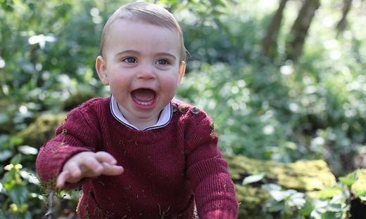 Ein aufgeweckter kleiner Kerl: Prinz Louis