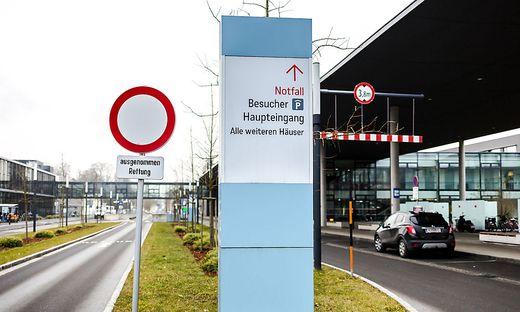 Der erkrankte Schüler wird im Klinikum Klagenfurt behandelt