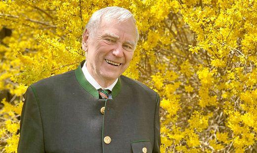 Erich Mlakar, ein frischgebackener 80er