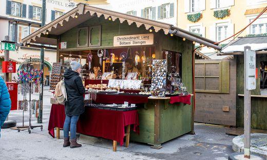 22.11.2019 - Eroeffnung Adventmarkt - Lienz