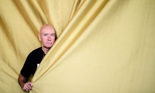 Der schottische Kultautor Irvine Welsh