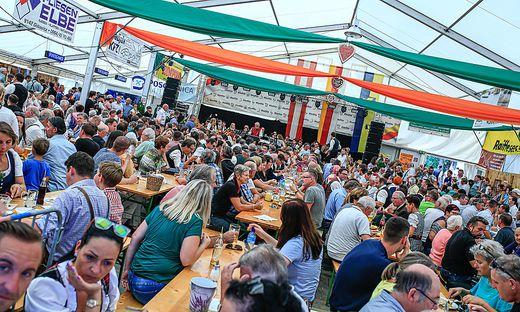 Bleiburger Wiesenmarkt - Eroeffnung, Bieranstich, Impressionen - August 2019