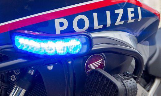 Die Polizei fahndet nach dem flüchtigen Mopedfahrer