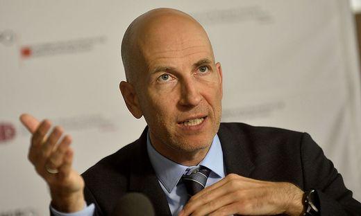 Martin G. Kocher leitet das Institut für Höhere Studien