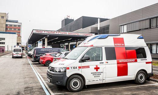 Ungewöhnlicher Notfall im Klinikum
