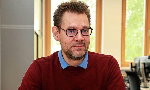 KI-Experte Martin Gebser