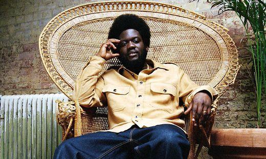 Lange auf der Suche nach seiner Identität, nun bei sich selbst angekommen: Michael Kiwanuka