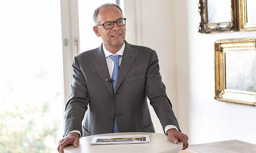 Wienerberger-Chef Heimo Scheuch