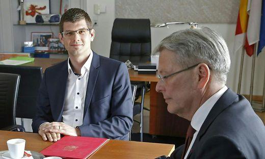 Gruber und Kaiser unterschreiben heute die Koalitionsvereinbarung