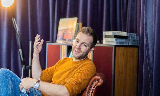 Musiker Josh veröffentlicht sein zweites Album