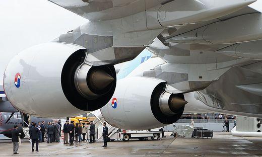 In Kapfenberg werden hochbelastbare Komponenten für Jets gefertigt