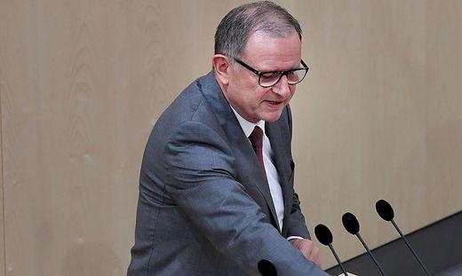 Der Generalsekretär der Wirtschaftskammer (WKÖ), Karlheinz Kopf