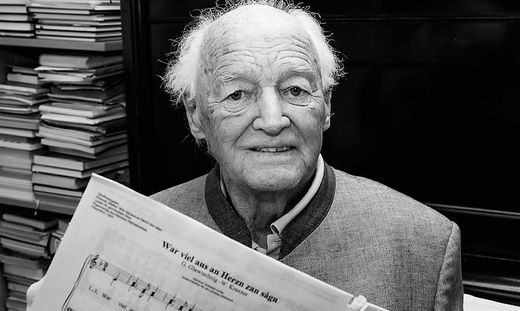 Walter Kraxner: 1927 - 2021