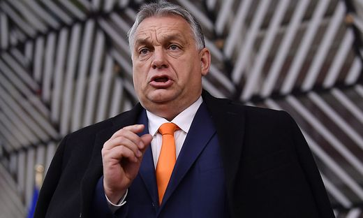Ungarns Staatschef Viktor Orban