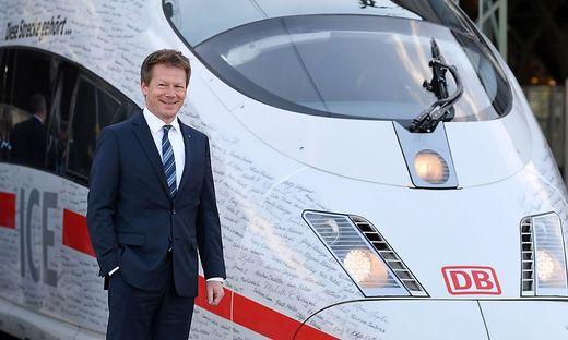 Deutsche-Bahn-Chef Richard Lutz