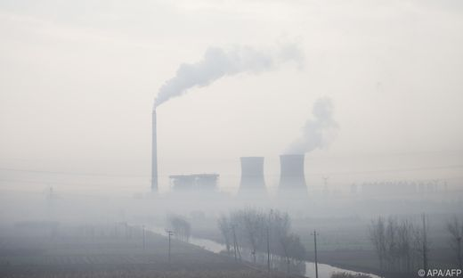 Weltweit kletterte der Ausstoß 2019 auf 52 Tonnen CO2-Äquivalente - ein Zuwachs um 11,4 Prozent über das vergangene Jahrzehnt,