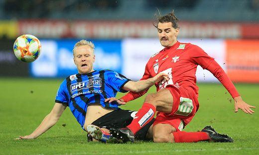 SOCCER - 2.Liga, GAK vs Amstetten