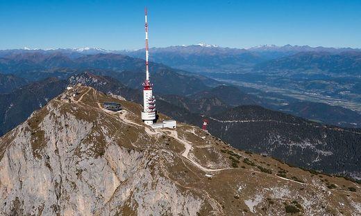 Der Dobratsch-Gipfel verkarstet immer mehr. Jetzt werden Besucher gezählt und ihre Routen analysiert