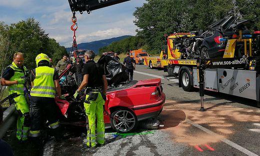 Unfall B317 Heute