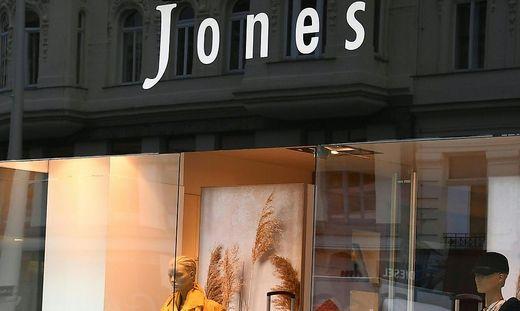 Das Modelabel Jones ist pleite