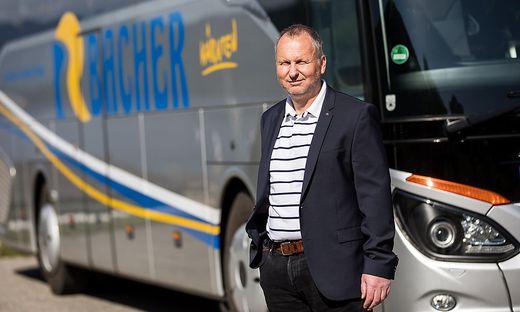"""Martin Bacher ist vorsichtig optimistisch: """"Ob es ein Geschäft wird, ist eine andere Frage"""""""