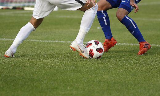 THEMENBILD: FUSSBALL TIPICO-BUNDESLIGA / GRUNDDURCHGANG: TSV PROLACTAL HARTBERG - FLYERALARM ADMIRA