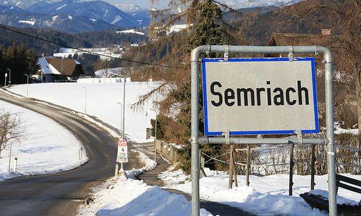 Semriach, idyllischer Ort am Fuße des Schöckls